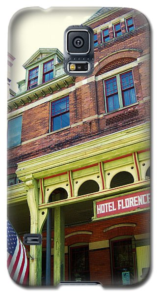 Hotel Florence Pullman National Monument Galaxy S5 Case by Kyle Hanson
