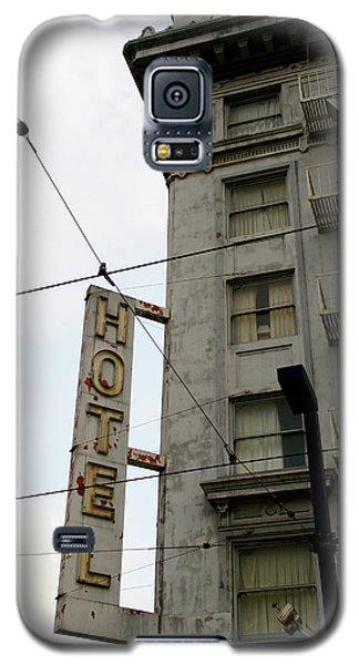 Hotel Galaxy S5 Case