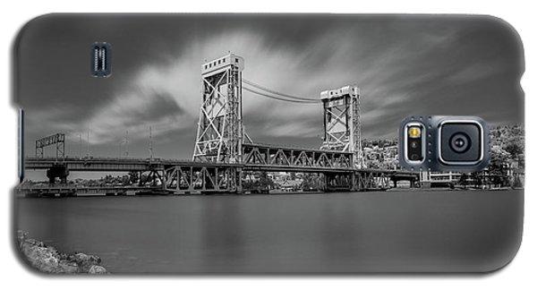 Houghton Portage Bridge Galaxy S5 Case