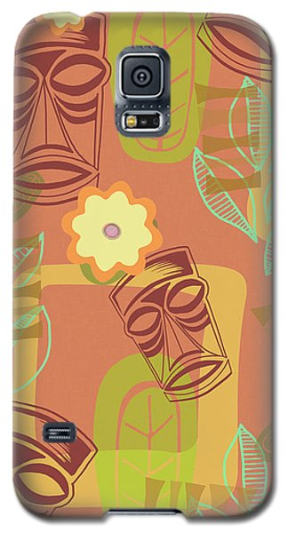 Hour At The Tiki Room Galaxy S5 Case