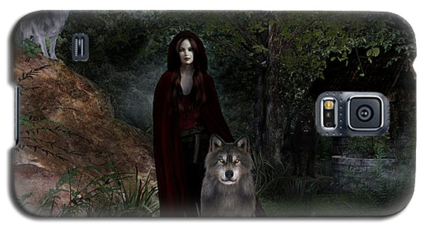 Hour Of The Wolf Galaxy S5 Case