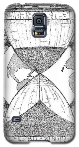 Hourglass Galaxy S5 Case