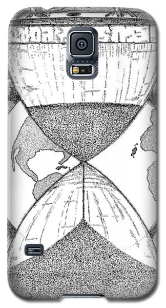 Hourglass Galaxy S5 Case