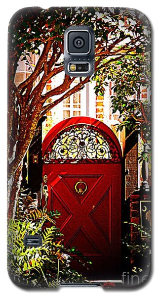 House Door 5 In Charleston Sc  Galaxy S5 Case
