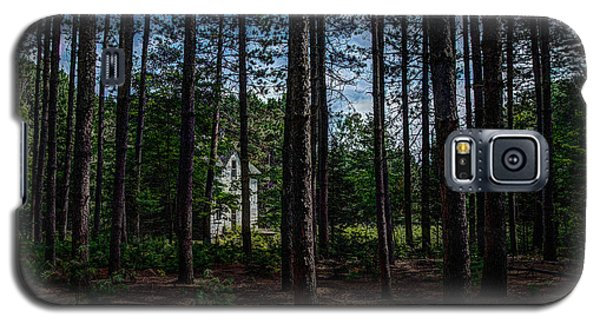 House In The Pines Galaxy S5 Case