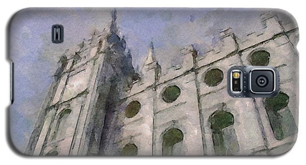 House Of Faith Galaxy S5 Case by Greg Collins