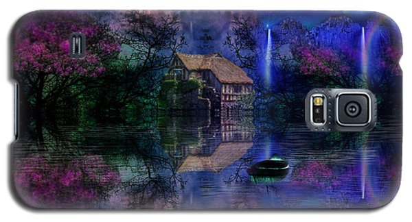 House Of Silence Galaxy S5 Case