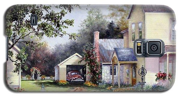 House On Bird Street Galaxy S5 Case