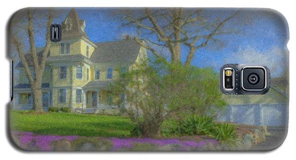 House On Elm St., Easton, Ma Galaxy S5 Case