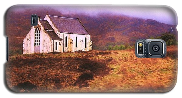 House On The Prairie Galaxy S5 Case