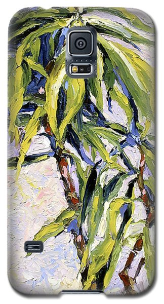 House Plant Galaxy S5 Case