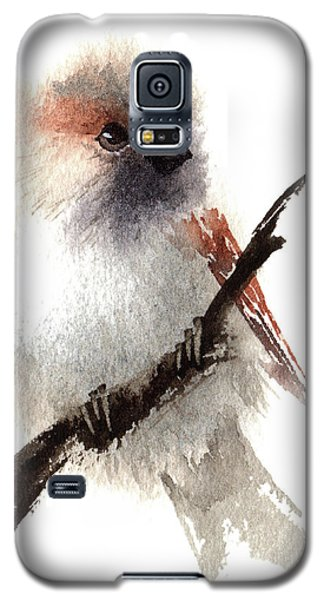 House Sparrow Galaxy S5 Case
