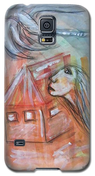 House Without A Door - Haus Ohne Tuer Galaxy S5 Case