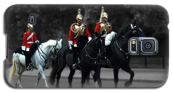 Household Cavalry Galaxy S5 Case