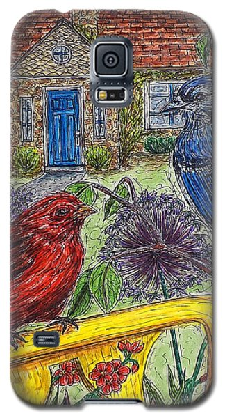 Househunting Galaxy S5 Case