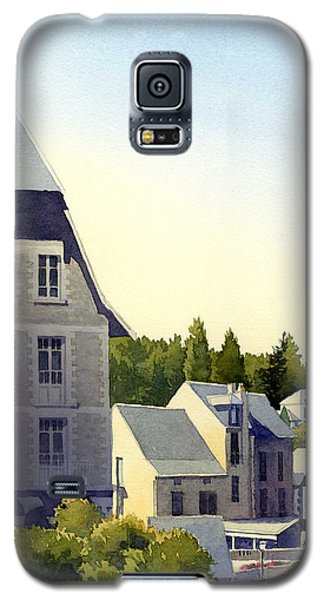 Houses At Murol Galaxy S5 Case