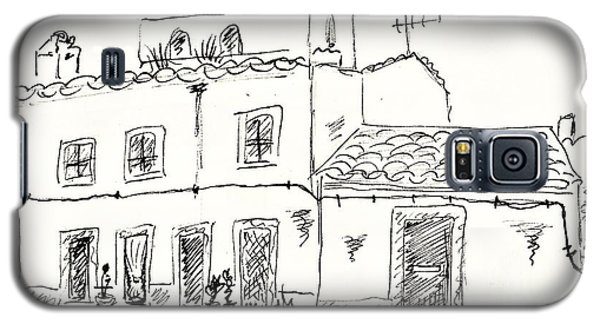 Houses In Elvas Galaxy S5 Case