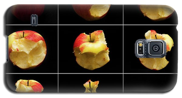 How To Eat An Apple In 9 Easy Steps Galaxy S5 Case