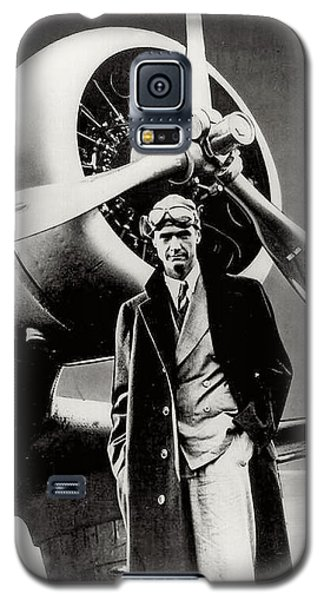 Howard Hughes - American Aviator  Galaxy S5 Case