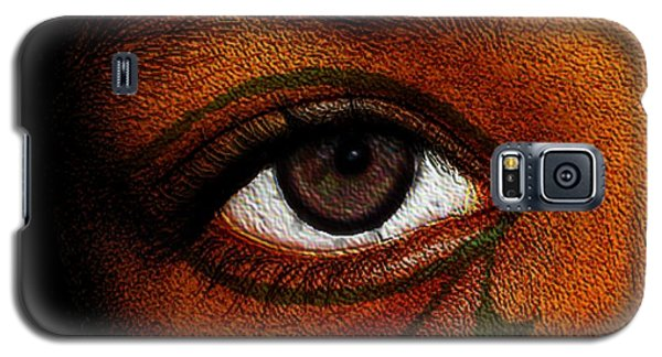 Hru's Eye Galaxy S5 Case by Iowan Stone-Flowers