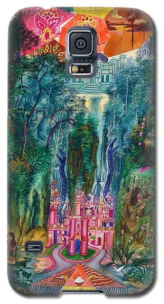 Huarmi Taquina  Galaxy S5 Case