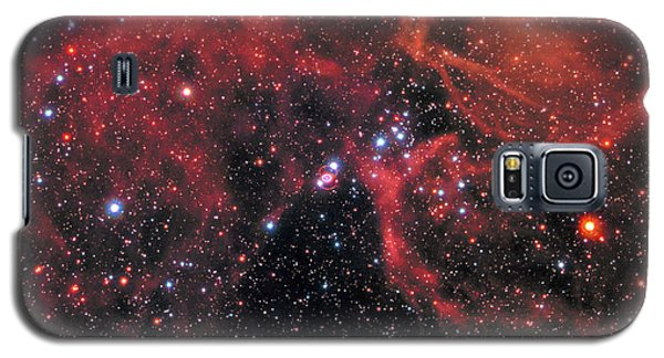 Galaxy S5 Case featuring the photograph Hubble Captures Wide View Of Supernova 1987a by Nasa