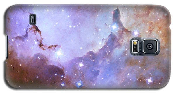Galaxy S5 Case featuring the photograph Hubble Space Telescope Celebrates 25 Years Of Unveiling The Universe by Nasa