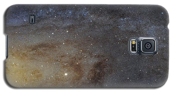 Galaxy S5 Case featuring the photograph Hubble's High-definition Panoramic View Of The Andromeda Galaxy by Adam Romanowicz