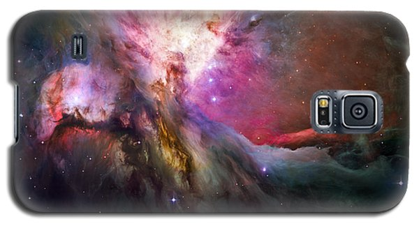 Hubble's Sharpest View Of The Orion Nebula Galaxy S5 Case