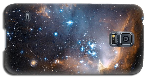 Hubble's View Of N90 Star-forming Region Galaxy S5 Case