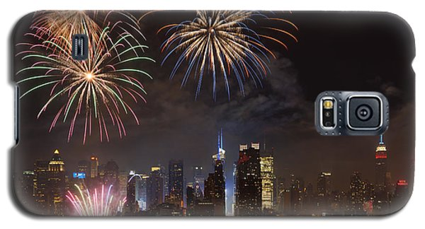Hudson River Fireworks Iv Galaxy S5 Case