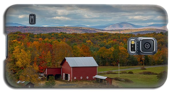 Hudson Valley Ny Fall Colors Galaxy S5 Case