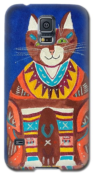 Huey Cat Galaxy S5 Case