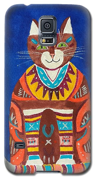 Huey Cat Galaxy S5 Case