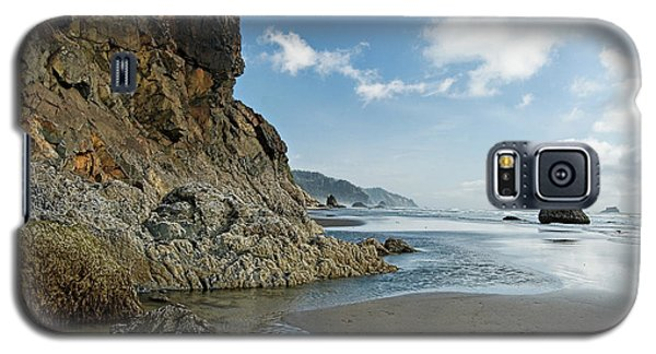 Hug Point Beach Galaxy S5 Case