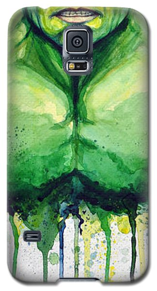 Hulk Galaxy S5 Case by David Kraig