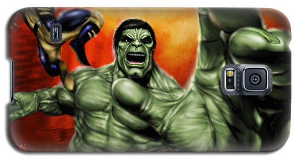 Hulk Galaxy S5 Case