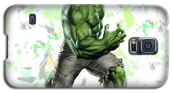 Hulk Splash Super Hero Series Galaxy S5 Case