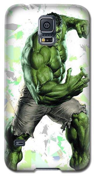 Hulk Splash Super Hero Series Galaxy S5 Case
