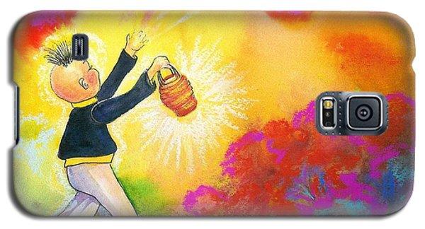 Hum Spreading Chi Galaxy S5 Case