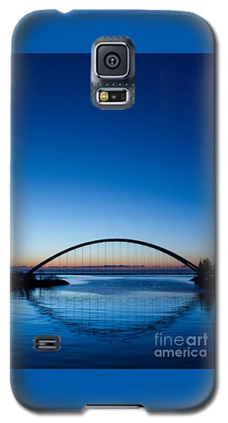 Humber River Dawn Galaxy S5 Case