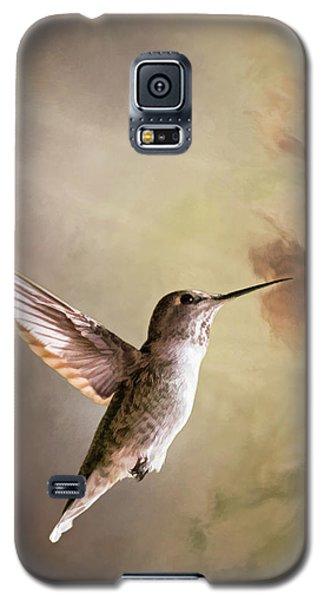 Humming Bird In Light Galaxy S5 Case