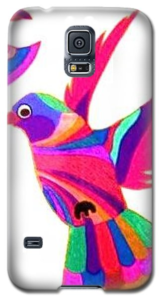 Humming Bird Galaxy S5 Case