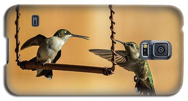 Humming Birds Galaxy S5 Case