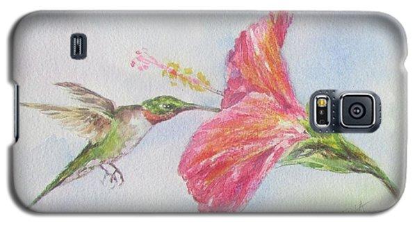 Hummingbird 1 Galaxy S5 Case