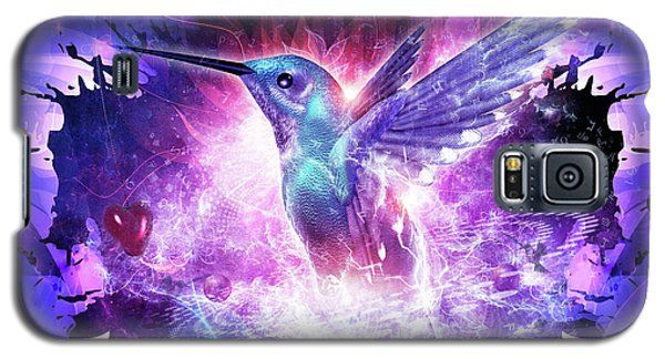 Hummingbird Love Galaxy S5 Case