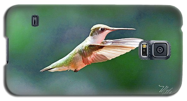 Hummingbird Flying Galaxy S5 Case