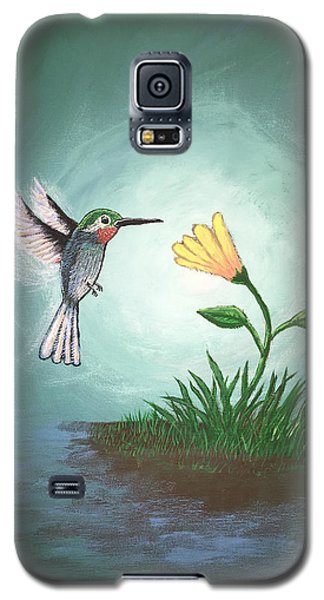 Hummingbird II Galaxy S5 Case
