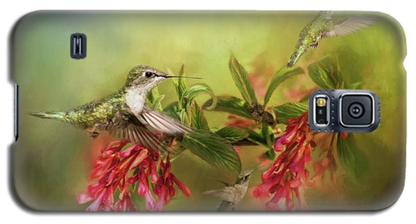 Hummingbird Paradise Galaxy S5 Case