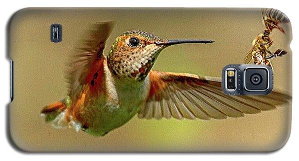 Hummingbird Vs. Bees Galaxy S5 Case